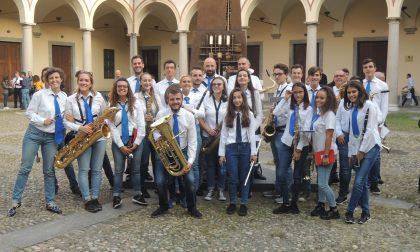 """""""Bande in Festival"""" applausi per il corpo Santa Cecilia"""