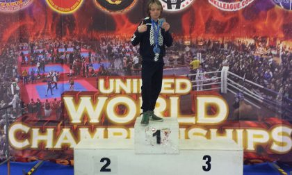 Rhodense conquista un oro mondiale