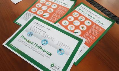 Vaccino antinfluenzale al via la campagna