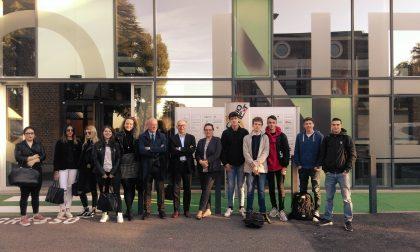 """ComoNext  partito il progetto di formazione europea """"Setup"""" per 15 diplomati"""