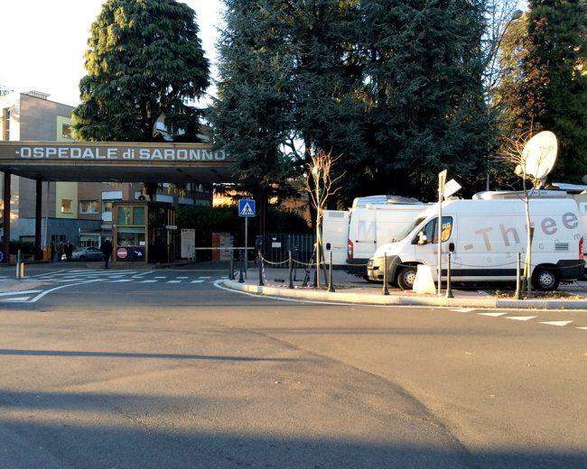 Due infermieri sventano furto in ospedale