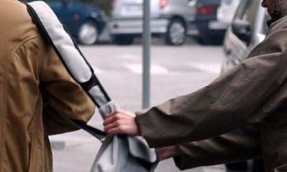 Gomme tagliate e borsette rubate: auto nel mirino