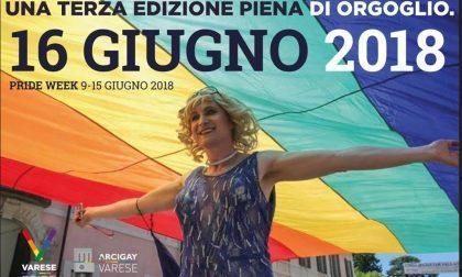 Varese Pride annunciata la terza edizione