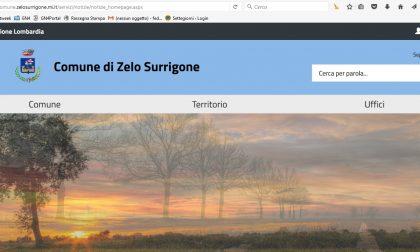 Zelo Surrigone, il sito internet del Comune si rifà il look