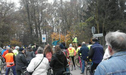 Saronno Seregno incontro pubblico e biciclettata