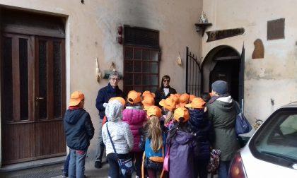 Mulino Meraviglia: le visite dei bambini delle elementari