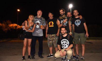 Magenta teatro di grandi concerti Punk al Decibel