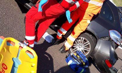 Cornaredese primo soccorritore del ferito in autostrada