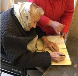 Bambina della Opai torna a Olgiate dopo 91 anni