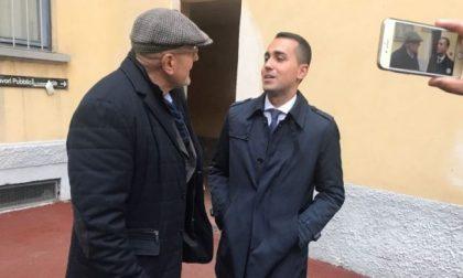 """Querele temerarie: il direttore Baiguini """"attapira"""" Di Maio VIDEO"""