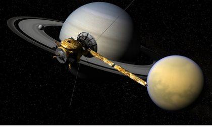 Gat Sonda Cassini  il suicidio annunciato