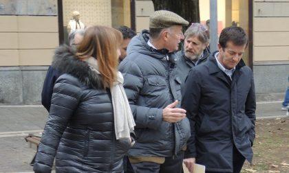 Giorgio Gori fa tappa a Saronno