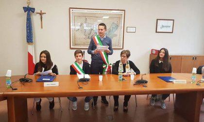 Sofia Rodigari il neo sindaco baby di Venegono Inferiore