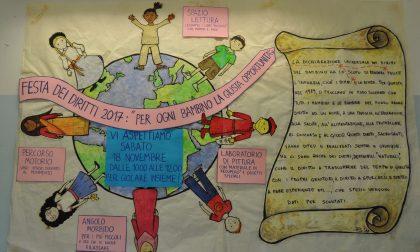 Bambini protagonisti  nella giornata dei loro diritti
