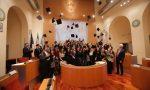 Cerimonia diplomi Aimo in 70 hanno concluso il percorso di studi