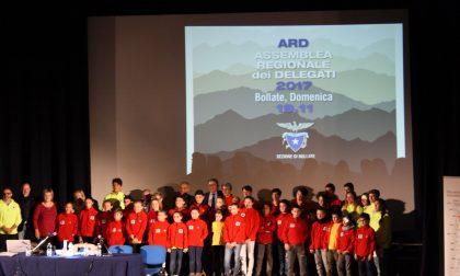 Riunione dei delegati regionali CAI per la sezione Lombardia
