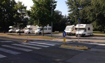 Area camper ad Arese, ecco le ultime novità