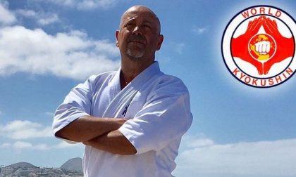 Emilio Bevilacqua alla guida dell'Europa del karate