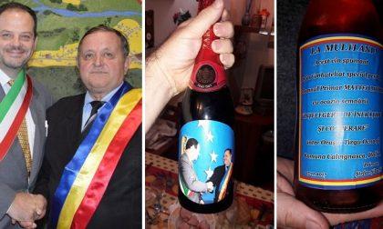 Un vino dedicato a Calvignasco per celebrare il gemellaggio