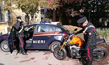 Ricettazione  fermati due 23enni a Saronno