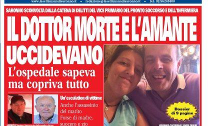 Morti in corsia, un anno fa l'arresto a Saronno della coppia killer
