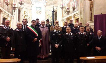 Virgo fidelis e omaggio all'artista Bonfiglio