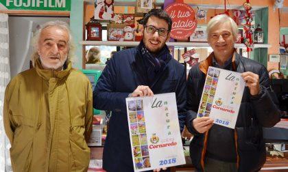 Calendario 2018, La Natura colora Cornaredo