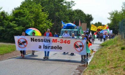 Aerei militari a Israele archiviata denuncia ad Aermacchi