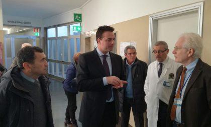 Altitonante a Passirana per discutere del futuro dell'ospedale VIDEO