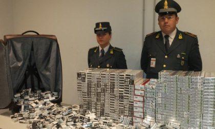 Maxi-sequestro di tabacchi di contrabbando