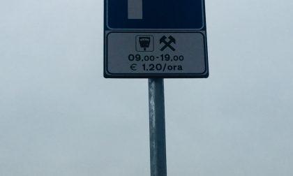 Falsa partenza per i parcheggi blu