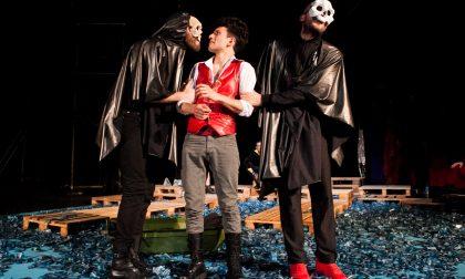 Doppio appuntamento Frank Sinatra e Shakespeare al teatro di Saronno