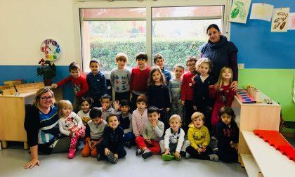 Metodo Montessori, parte una nuova classe a Cornaredo