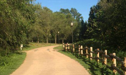 Escursione nel parco degli Aironi