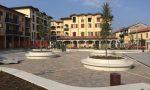 Giornata Mondiale della Prematurità, s'illumina la fontana di Venegono Inferiore