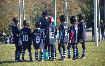 Il rugby a Dal Pozzo, un'occasione per molti ragazzi