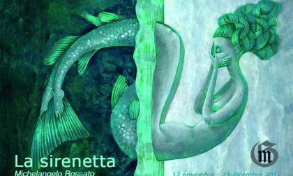 La Sirenetta s'inaugura la mostra a Saronno