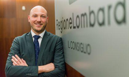 Dario Violi candidato presidente della Lombardia
