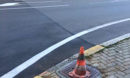 Viale Cavallotti chiuso al traffico per lavori