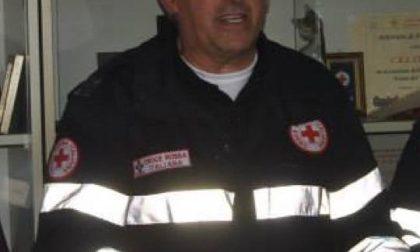 Addio Vittorio volontario della Croce rossa di Cislago