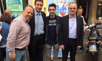 Alessio Urbano nuovo coordinatore di Forza Italia Corbetta