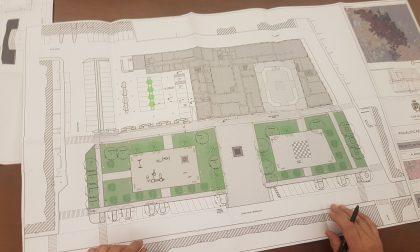 Nuova piazza Mazzini fondi a bilancio e progetto sul tavolo