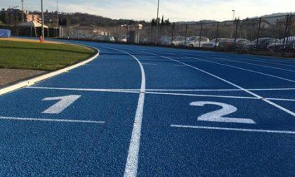 Pista di atletica, la Regione stanzia 150mila euro