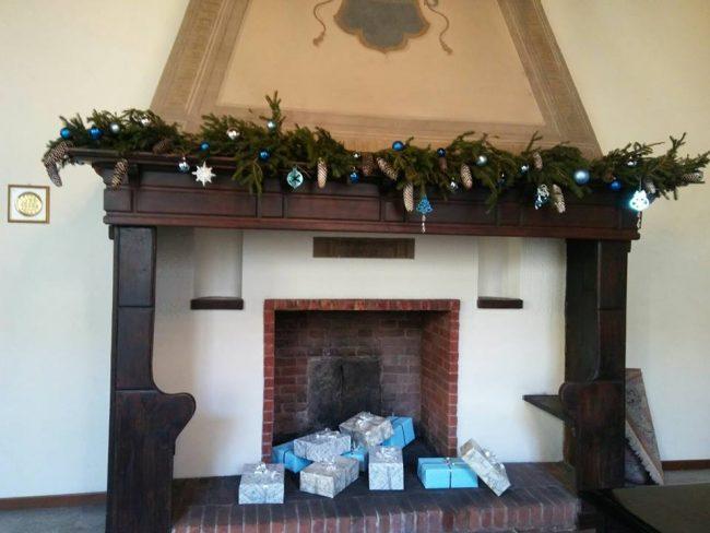 Casa di Babbo Natale domenica a Turate