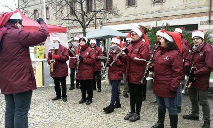 Canegrate, anche in piazza Matteotti arriva la magia del Natale