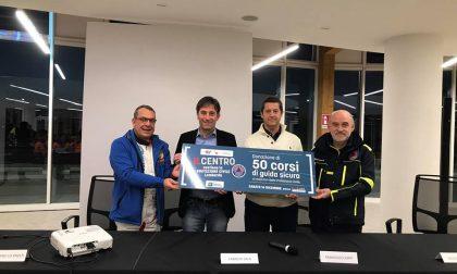 """Fabizio Sala: """"Protezione Civile e sport uniti nella solidarietà"""""""