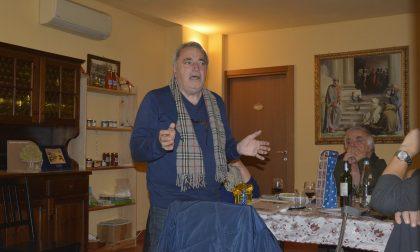 Risottata della pace per i 70 anni di Oldani