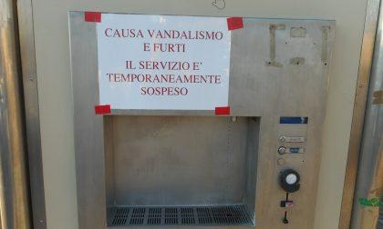 Preso il ladro seriale delle casette dell'acqua
