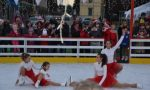 Emozioni sul ghiaccio nel week end a Cislago