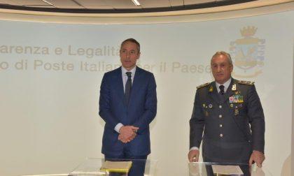 Poste Italiane e Guardia di Finanza insieme per la legalità